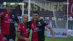 ¡Dedicado a Zaldívar! Malcorra vence a Corona de penal para el 1-0