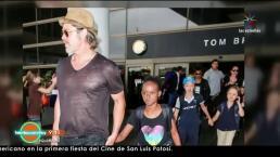 ¡Checa por qué investigarán a Brad Pitt!
