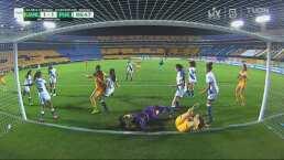 Otra vez Brissa Rangel evita le roba el gol a Katty Martínez