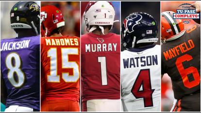 La Semana 3 de la NFL comienza a marcar el inicio de una nueva era con una generación prometedora de mariscales de campo.