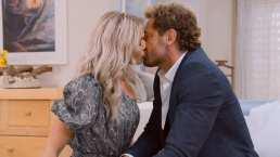 Masha pone a temblar a Nico... ¡y lo besa!
