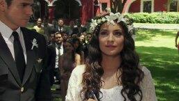 ¡Maricruz y Octavio llegan al altar!