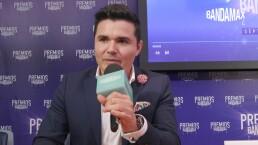 Horacio Palencia habla en exclusiva de su colaboración con Belinda