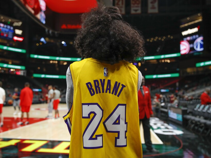Wizards Hawks Obit Bryant Basketball