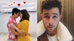 Como cuando pides matrimonio y hasta Nick Jonas se emociona