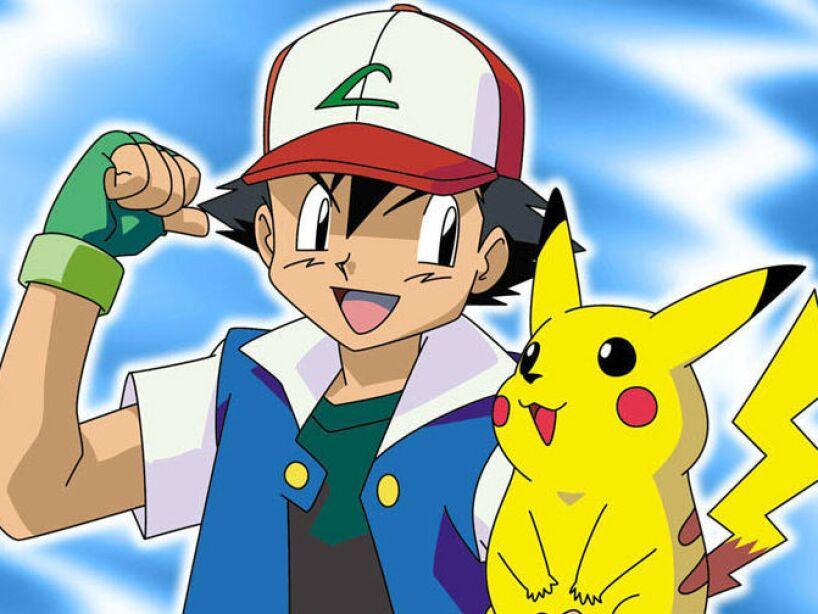 3. Es un joven entrenador Pokémon, originario de Pueblo Paleta, de la región Kanto.