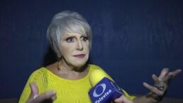 """""""Qué horror, teniendo dos mujeres que no trabajan"""": Anel Noreña lamenta que José José no muriera en su casa"""
