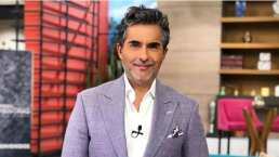 Raúl Araiza se ausenta de Hoy para someterse a prueba de Covid-19
