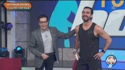 Sobrino de Pepillo Origel hace su debut como maestro fitness en 'Hoy'