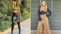 """""""Te ves preciosa de Güera"""": Galilea Montijo felicita a su amiga Inés Gomez Mont por su cambio de look"""