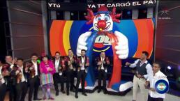 ¡Edwin Luna y la Trakalosa de Monterrey llegan al Payaso!