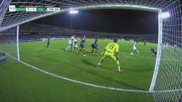 El juvenil Amaury García hace el 1-1 de Pumas a Atlético de San Luis
