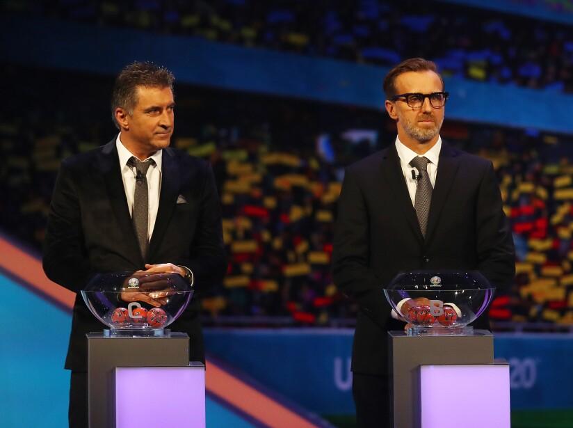 Grupo C: Holanda, Ucrania, Austria, ganador play-off D.