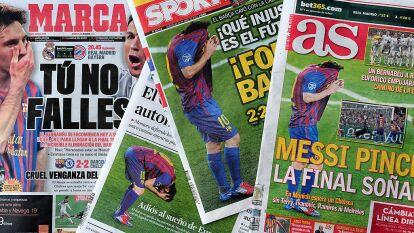 Los momentos más amargos de Messi con el Barcelona | Estos son los episodios complicados que ha vivido el astro argentino con los blaugranas.