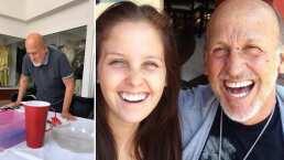 Tras la enfermedad de su padre, Natasha Dupeyron conmueve al mostrar cómo se pone de pie