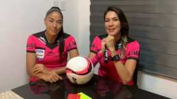 Diana y Priscila Pérez Borja, las hermanas debutantes en pretemporada