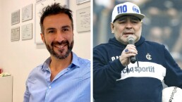 Médico personal de Maradona retiró su historial clínico con firma falsa