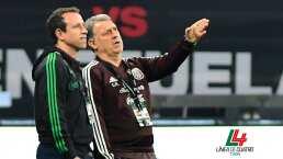 El 'Tata' Martino busca a los mejores jugadores mexicanos
