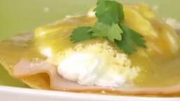 Receta: Huevos pochados