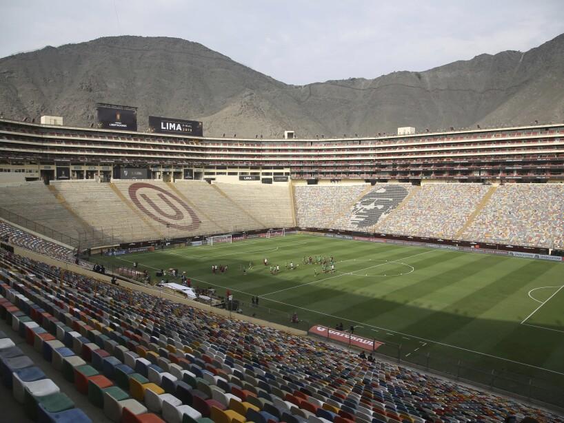 Peru Argentina Copa Libertadores