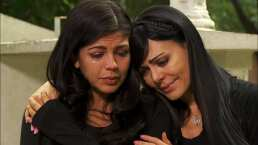 C5: Julieta y Lucero sufren la muerte de Jerónimo