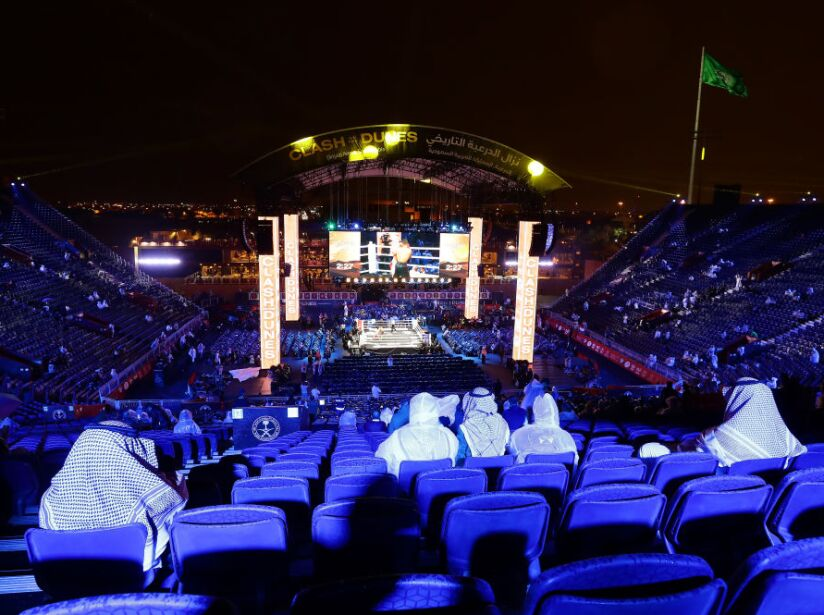 Andy Ruiz Jr v Anthony Joshua 2 - Clash on the Dunes, IBF, WBA, WBO & IBO World Heavyweight Title Fight