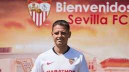 ¿Cuántos goles meterá el Chicharito con el Sevilla?