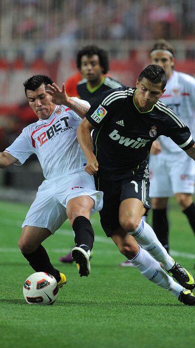 Sevilla v Real Madrid - La Liga