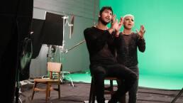 Beto Cuevas y Ana Torroja cantan 'Fuera de mí'