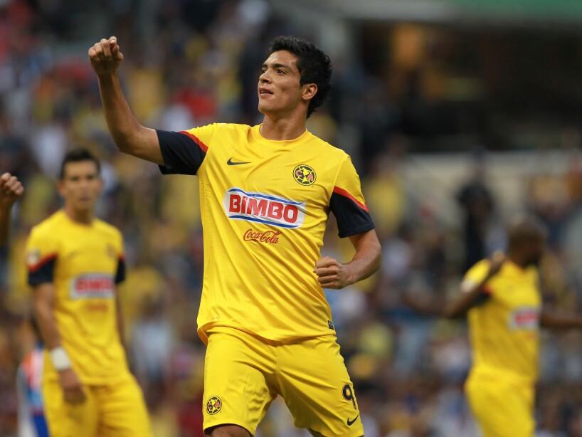 Raúl Jiménez América