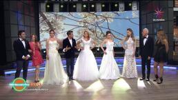 Descubre 4 formas diferentes de vestir como novia