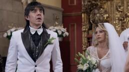 Así fue la 'casi' boda del 'Vítor' en 'Nosotros los guapos'