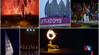 Así se desarrolló la Clausura de los Juegos Panamericanos en Lima 2019.