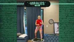 Chávez Jr. y su exótico entrenamiento en la cuarentena