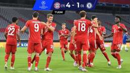 Bayern liquida al Chelsea y obtiene boleto para Cuartos