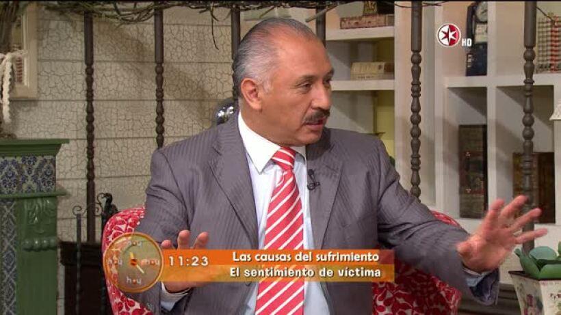 Jaime Delgado: Las causas del sufrimiento
