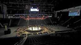 Emociona a Donald Trump el evento de UFC en Florida