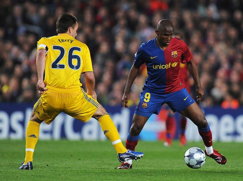 Barcelona v Chelsea - UEFA Champions League Semi Final