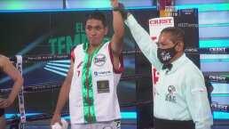 ¡Se repone a un inicio fatal! Héctor García vence a Carlos Guerrero