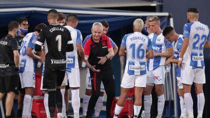 El Leganés le compite al tu por tu con el campeón de La Liga y se despiden de la primera división luego de una gran actuación en el cierre del torneo.