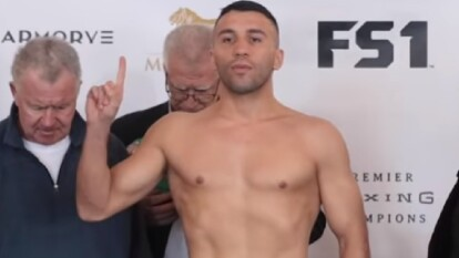 Avni Yildirim, será el siguiente rival de Saúl 'Canelo' Álvarez por el cinturón supermediano del Consejo Mundial de Boxeo.