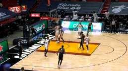 Grizzlies van en serio y cortan a Heat racha ganadora