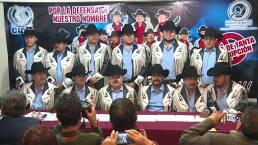 Banda Machos denuncia amenazas del crimen organizado