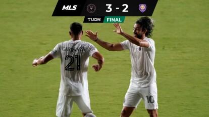 El Inter de Pizarro no consiguió sumar en el MLS is Back | El equipo del ex de Rayados y Chivas cayó 1-0; fue su tercera derrota consecutiva en el regreso del futbol.
