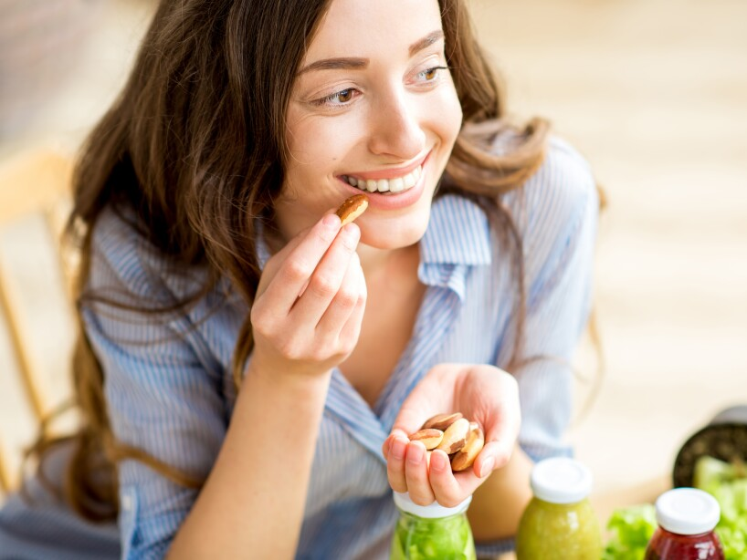 Alimentos que prometen quitar el hambre cuando estás a dieta