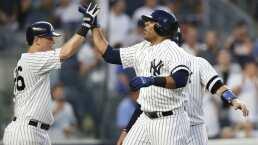 Edwin Encarnación aporta grand slam en triunfo de Yankees