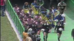 Clásico Nacional | Zelada emprende el vuelo de las Áquilas en 1984