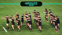 Emotivo Haka de los All Blacks en honor a Maradona