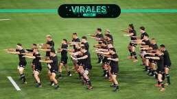 Emotivo Haka de los All Blacks en honor a Maradona