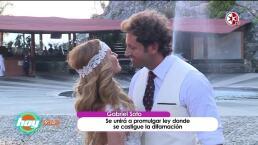 Gabriel Soto ya no hablará más sobre su relación con Geraldine Bazán